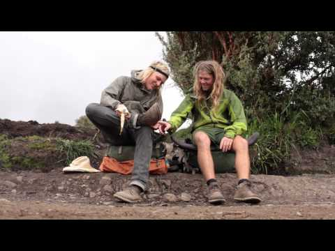 Zu Fuß durch die Welt - Marvin Fritz und Rowin Höfer