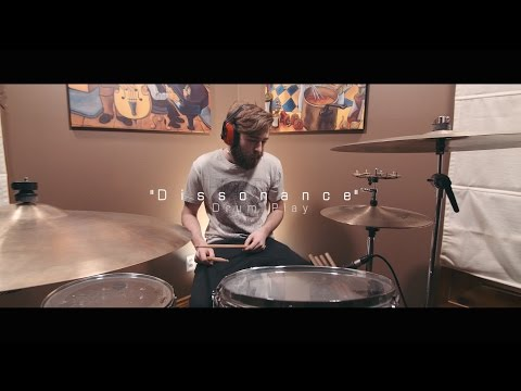 "King Pin (Jameson Wolfe) - ""Dissonance"" (Drum Play)"
