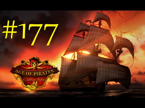 Age of Pirates Caribbean Tales #177 Mein Freund //Let's Play [GER][HD][4K]