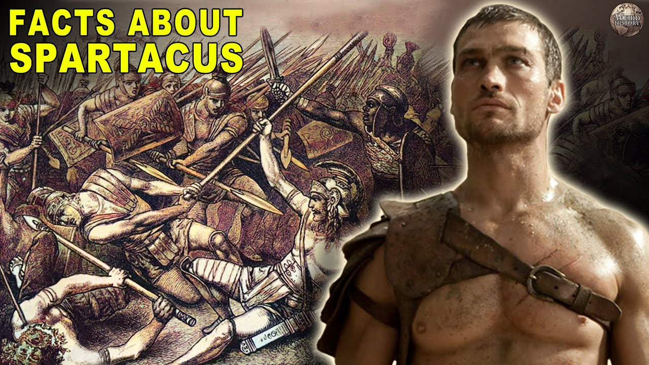Who Was the Real Spartacus?