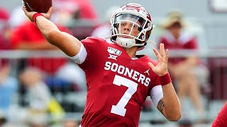 Oklahoma QB Spencer Rattler Highlights