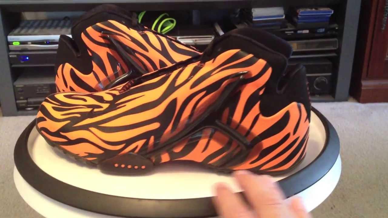 Nike Zoom Hyperflight Premium - Tiger - Total Orange   Black colorway -  8-6-13 17183279e2