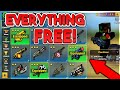 HOW TO EARN EVERYTHING IN THE GAME | Pixel Gun 3D 15.1.2