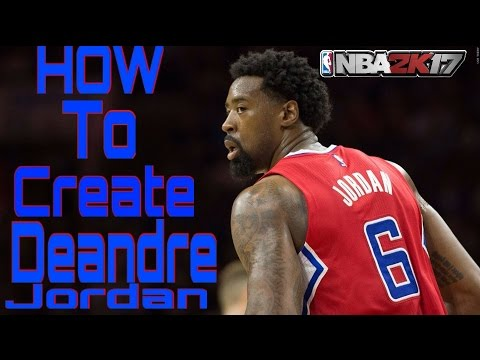 nba 2k17 how to create a team