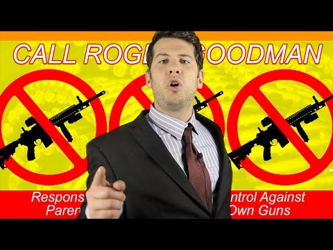 Rogue Guns! Anti-Gun PSA