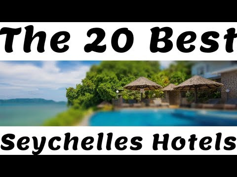 Best Seychelles Hotels 2019: YOUR Top 20 Hotels In Seychelles