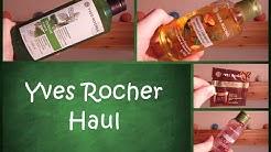 Yves Rocher Haul   Onlinebestellung   FranzisPflegeKiste