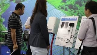 インリー・グリーンエナジージャパン株式会社 PV Japan 2017 ブース紹介動画