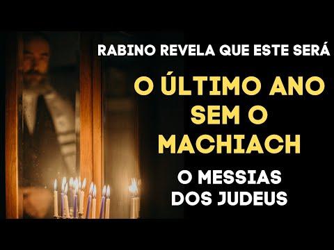 REVELAÇÃO FORTÍSSIMA!! O MESSIAS DOS JUDEUS VAI SE REVELAR!!!