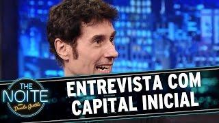 The Noite (17/12/15) - Entrevista com Capital Inicial