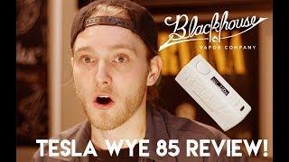 Blackhouse Review: Tesla WYE 85 Watt Box Mod
