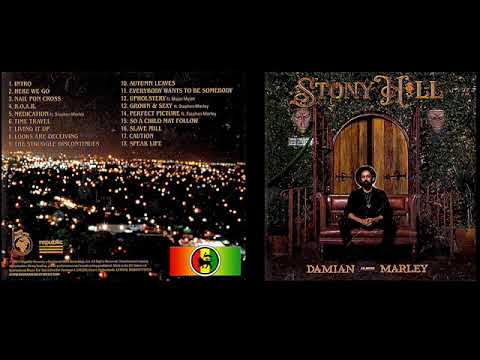Damian Marley - Stony Hill (Full Album)