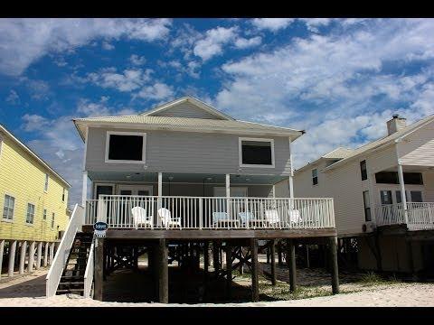 Beach House For Sale  1227 W Beach Blvd. Gulf Shores AL 36542