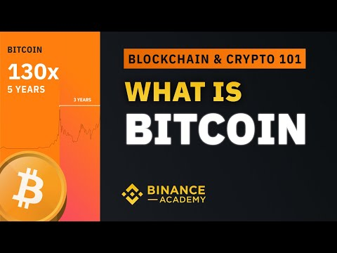 What Is Bitcoin?|Explained For Beginners