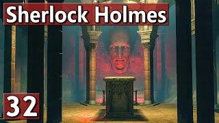 DAS FRIEDHOFS RÄTSEL ► Sherlock Holmes The Devils Daughter #32