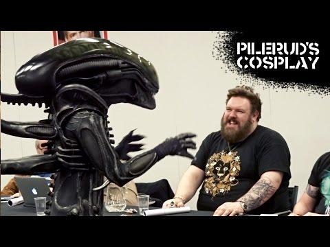 Pilerud's cosplay - Celebrity encounters 2015-2017