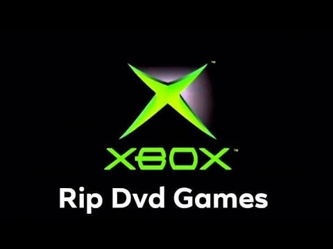 How To Burn/Write Xbox Games To Dvd-r For The Original Xbox{Works Till Today}