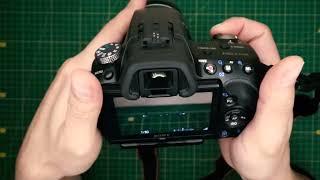 Camera Sony Alpha SLT A55V Len…