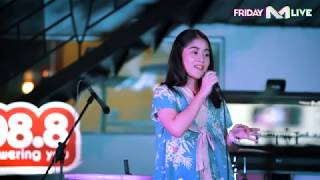 FRIDAY M LIVE : Ashira Zamita - Kucinta Nanti   Live At M Radio Surabaya