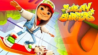 Subway Surfers - Kiloo San Zurich Day 3 Super Classic Game Walkthrough
