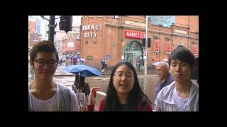 Social Class Differences Within Sydney Cbd Shopping Malls