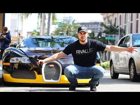 Finally Moved Out Of Las Vegas! | I'M BACK... IN A BUGATTI!!!