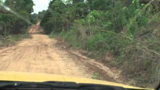Nando, Anambra state: 2011 road status
