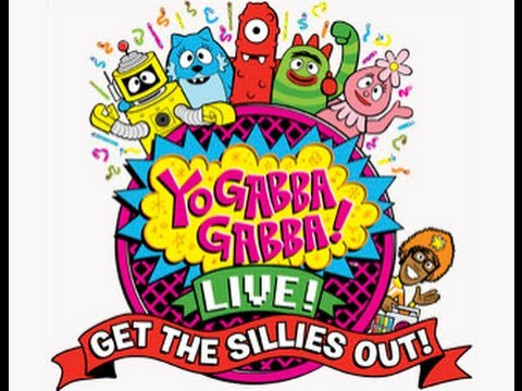 Yo Gabba Gabba! Live! Get The Sillies Out 2013 mp3
