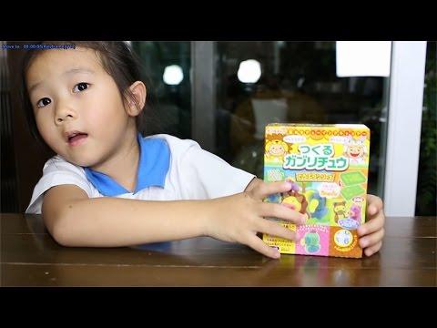 N'Prim เด็กจิ๋วแนะนำของเล่น ขนมญี่ปุ่นรูปสัตว์ต่างๆ