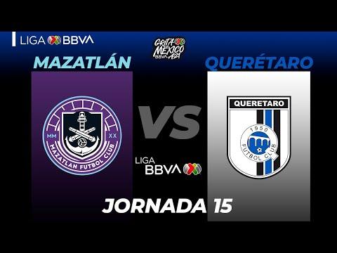 Mazatlan FC G.B. Queretaro Goals And Highlights
