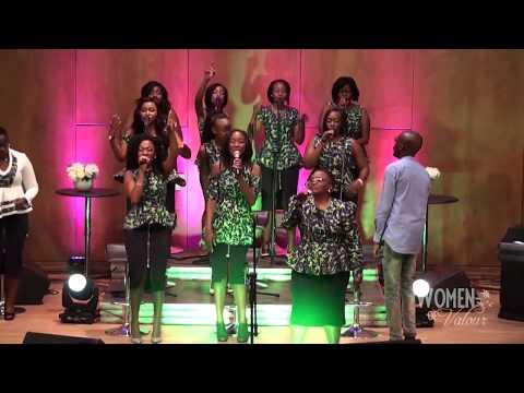 Women of Valour Vol. 1 - Joy Overflows