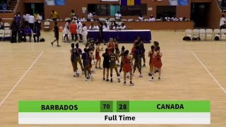Americas Netball World Cup Qualifier 2018 Day 2