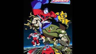 Transformers Animated English Opening Theme Song (Full)