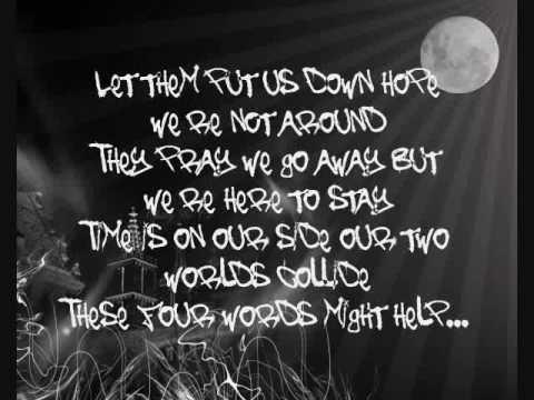 Bullet For My Valentine Dignity(lyrics)
