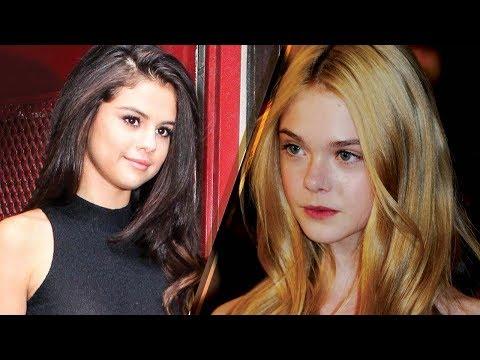 Selena Gomez APOLOGIZES to Elle Fanning for Instagram Tag
