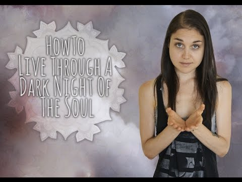 The Dark Night Of The Soul | What's Wrong With Me?!!?