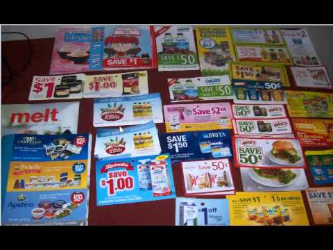 Canadian Couponing: Where To Find Coupons, Today's Coupon Haul.
