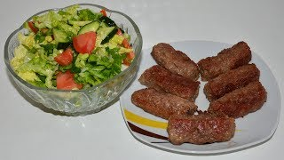 Салат из пекинской капусты.Отличный гарнир к мясу!