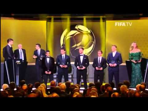 Ballon D`or 2013-2014 Cr7,Congratulation Travel Video