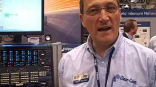 Clear-Com Showcases V-Series T-Adapter at NAB2009
