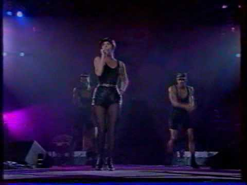 Midnight Hour & Big Time (Live in Moscow, Kremlin 1991