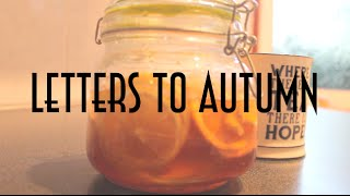 Letters To Autumn ||| 21 Thumbnail