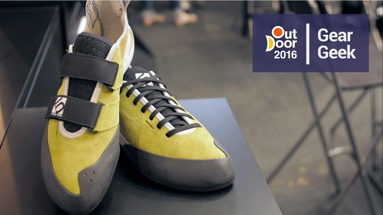 Five Ten Gambit Climbing Shoe | Outdoor