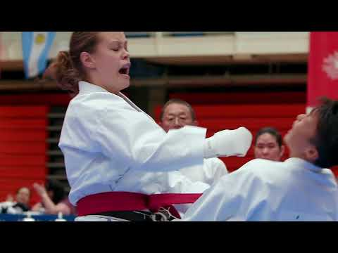 JKA World Championships University of Limerick