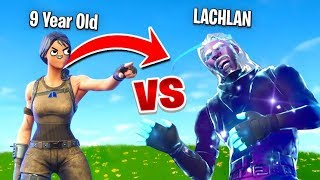 So a 9 Year Old Challenged me to a 1v1 In Fortnite... thumbnail