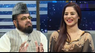 Ajeeb Sa 22 May 2016 | Model Sheen with Mufti Qavi | Funny Interview