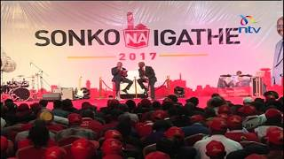 I am fit to be Nairobi Governor - Sonko
