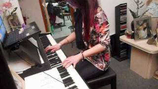 Crying Out For Me (piano cover)- Mario