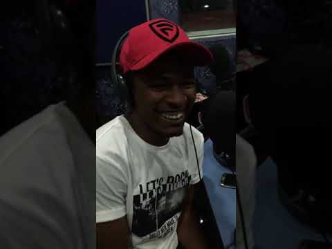 SAMUEL AJIBOLA LAGOS TRAFFIC RADIO 96.1 FM INTERVIEW