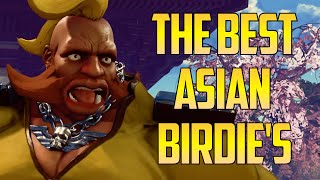 SFV ▰ The Best Asian Birdie Players【Highlights + Full Matches】Street Fighter V / 5
